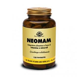 Neomam Solgar - 120 tavolette