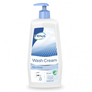 Tena Wash Cream - 500 ml