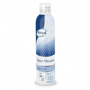 Tena Wash Mousse - 400 ml