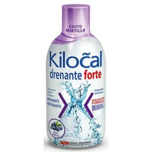 Kilocal Drenante Forte al Mirtillo - 500 ml