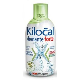 Kilocal Drenante Forte Tè Verde - 500 ml