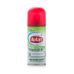 Spray Autan Tropical - 100 ml