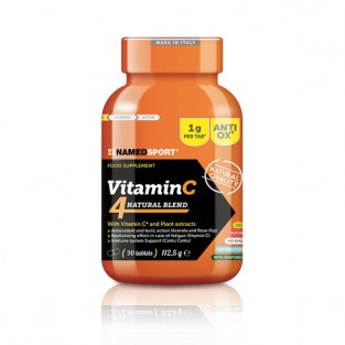 Vitamin C 4 Natural Blend Named Sport
