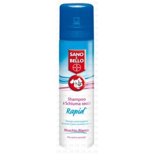 Shampoo secco Rapid Sano e bello Bayer - 300 ml