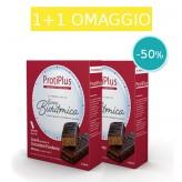 Offerta Protiplus Dieta Bioritmica Snack Cioccolato Fondente: 1+1 GRATIS
