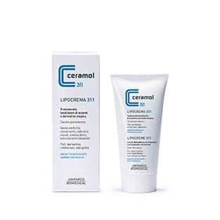 Lipocrema 311 Ceramol - 50 ml