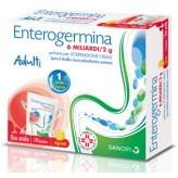 Enterogermina 6 Miliardi 5 ml Adulti- 10 Bustine