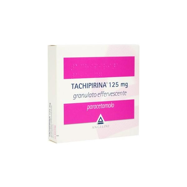 Tachipirina 125 mg granulato effervescente 20 bustine for Tachipirina per raffreddore