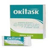 Okitask 40 mg Ketoprofene Sale di Lisina - 20 Bustine