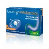 Enterog Antidiarroico - 12 Compresse