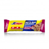 Nuts Bar Mirtillo Rosso e Mandorle ProAction