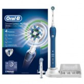 Spazzolino Elettrico Oral B SmartSeries 4000 Crossaction