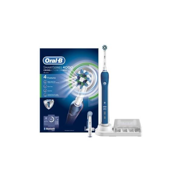 Spazzolino Elettrico Oral B SmartSeries 4000 Sensi Ultra Thin