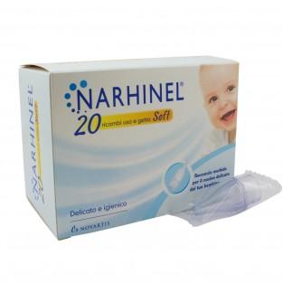 Ricambi Soft Narhinel - 20