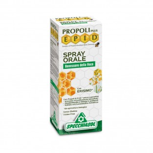 Epid Spray Orale con Erisimo - 15ml