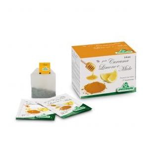 Tè Curcuma Limone e Miele Specchiasol - 20 filtri