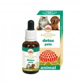 Detox Pets Australian Bush Flower Animal - 30 ml