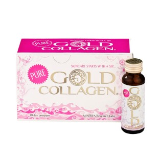 Gold Collagen Pure - 10 Flaconcini