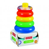 Nuova Piramide 5 Anelli Fisher Price