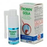 Froben Gola Spray 0,25% Flurbiprofene - 15 ml