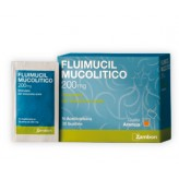 Fluimucil Mucolitico Granulato 200 mg - 30 bustine