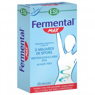 Fermental Max Esi - 20 Naturcaps