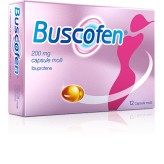 Buscofen 200 mg Ibuprofene - 12 Capsule Molli