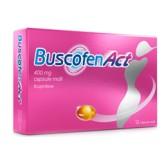 Buscofenact 400 mg Ibuprofene - 12 capsule molli