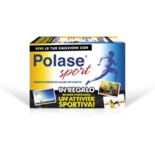 Polase Sport 10 bustine + Attività Sportiva in REGALO