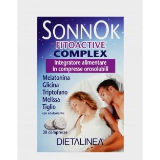 Sonnok Fitoactive Complex - 30compresse