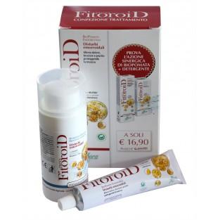 Aboca NeoFitoroid: BioPomata + Detergente