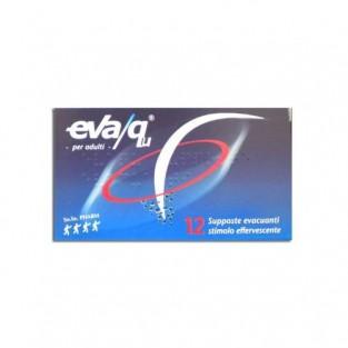 Eva/qu® - 12 supposte effervescenti