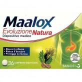 Maalox Evoluzione Natura - 36 Compresse