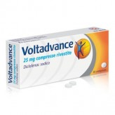 Voltadvance 25 mg - 20 Compresse Rivestite