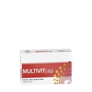 MultivitCap Linea Farmacia - 30 capsule