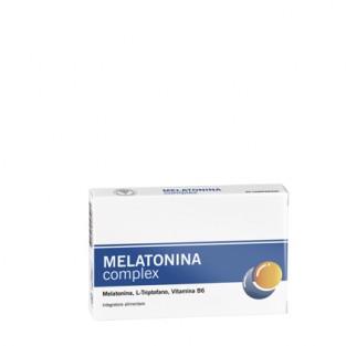 Linea Farmacia Melatonina Complex - 30 compresse