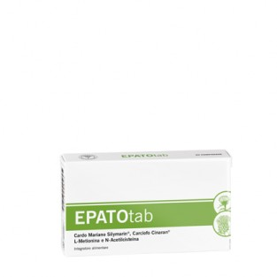 EpatoTab Linea Farmacia - 30 capsule