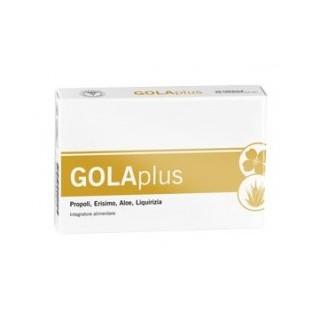 Gola Plus Propoli ed Echinacea Linea Farmacia - 20 perle