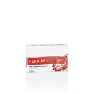 FerrumCap Linea Farmacia - 30 capsule vegetali