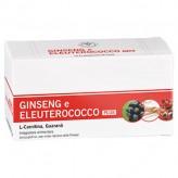 Ginseng e Eleuterococco Linea Farmacia - 10 flaconcini