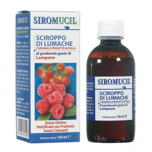 Sciroppo di Lumache al Lampone Siromucil - 150ml