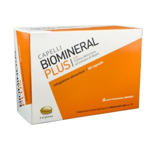Biomineral Plus - 60 Capsule
