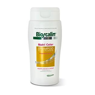 Shampoo Rinforzante Protettivo Colore Bioscalin Nutricolor - 200 ml