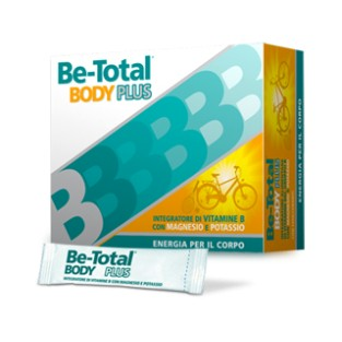 Be Total Body Plus - 20 bustine