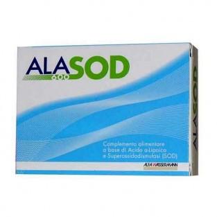 Ala 600 Sod - 20 compresse