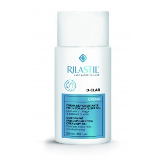 Rilastil D-Clar Crema Depigmentante Uniformante - 50 ml