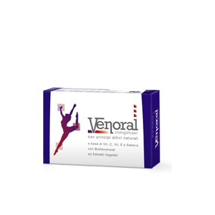 Venoral - 30 Compresse