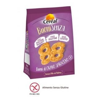Céréal Buoni Senza Buoni al Grano Saraceno - 200 g
