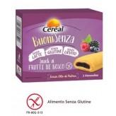 Céréal Buoni Senza Snack ai Frutti di Bosco - 3 Merendine