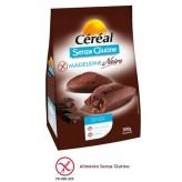 Madeleine Noire Senza Glutine Céréal - 200 g